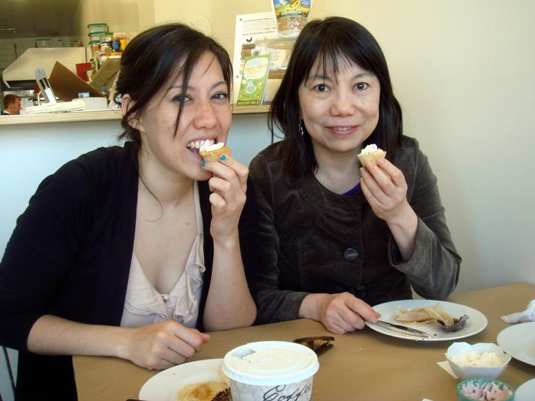 Cake Tasting at Nine Cakes Bakery - >> joeandcheryl.com <<