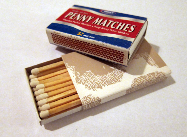 How to Make my No. 2 Match Box for Number Two - >> joeandcheryl.com <<