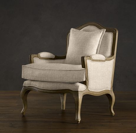 our new french bergre chair u003eu003e