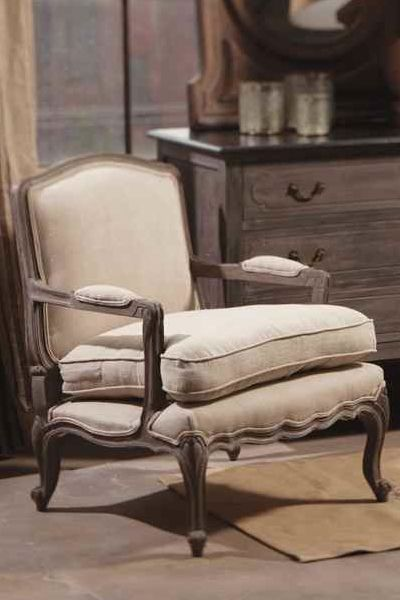 Beautiful Our New French Bergère Chair   U003eu003e Joeandcheryl.com U003cu003c