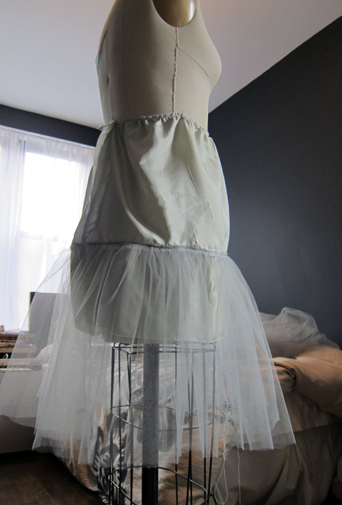 It's Wedding Season - Time to Sew Another Dress - << joeandcheryl.com >>