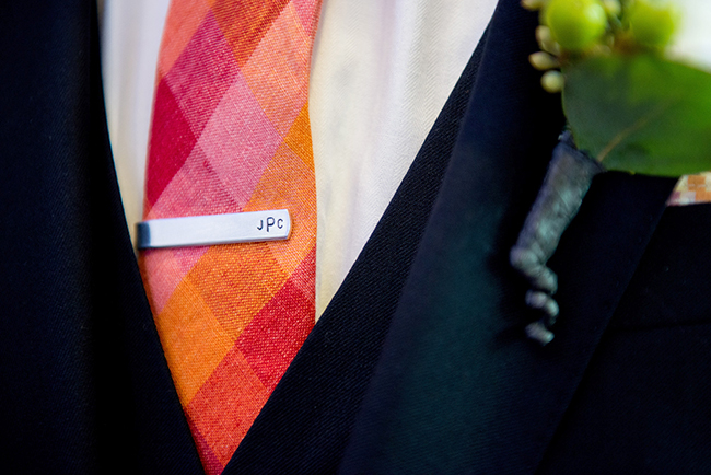Custom Skinny Ties in Action! - << joeandcheryl.com >>
